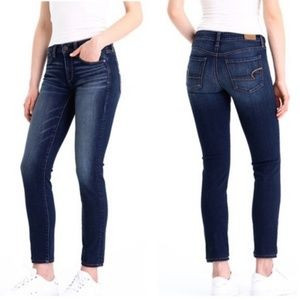 American eagle skinny superstretch jeans
